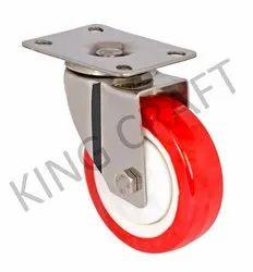 KINGCRAFT PU Trolley Wheel