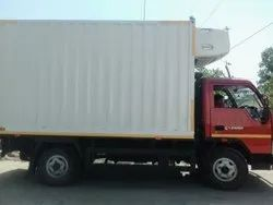 Refrigerated Trucks Refrigerated Container Cold Chain Logistics