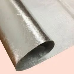 Metalized Woven Fabric