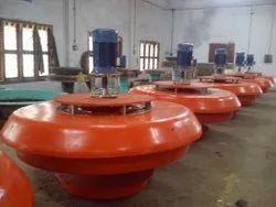 High Speed Floating Aerators