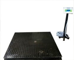 Large Scale Weighing Machines