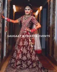 Bridal Wedding Photoshoot Service, Event Location: Local