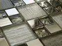 Sisa Multicolor Interior Designers Glass Mosaic Tiles, Thickness: 8 Mm