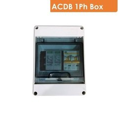 ACDB 3Ph MCB SPD Solar Box