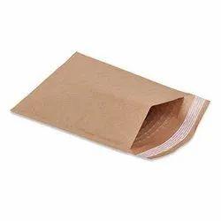 Plain Brown Paper Kraft Bubble Mailer