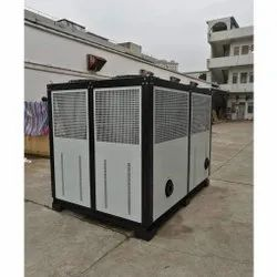 3 Stainless Steel Air Heating Unit, Capacity: 20 Tr