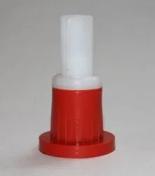 Red,White Round Plastic Molds, For Injection Moulding