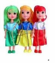 DOLL SET OF 3