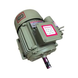 Loomex 1HP Single Phase Dosa Grinding Machine Motor