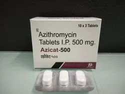 Azithromycin Dihydrate 500 mg Tablet