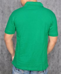 Solid Polo T Shirt