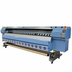 Allwin C8 - Made In China Solvent Printer