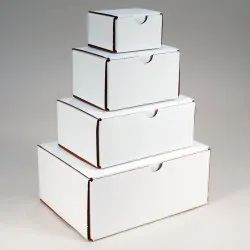 Corrugated Kraft Paper Custom Printed Duplex Boxes, For Electronics, Weight Holding Capacity (kg): >25 Kg