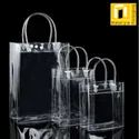 PVC Transparent Carry Bags