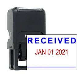 Received With Date Stamp
