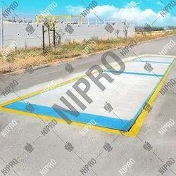 Concrete Pit Weighbridges