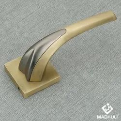 Customised Two Color Polished Mortise Handle-07