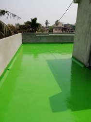 Waterproofing Floor Service On Roof And Terrace