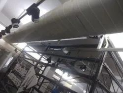Stainless Steel Duct, For Industrial Use