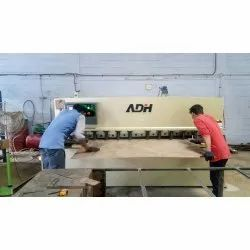 MS And SS Sheet Cutting Service