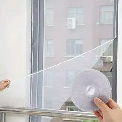 Assorted DIY Mosquito Mesh Net Curtain, Size: 150 X 130 Cm