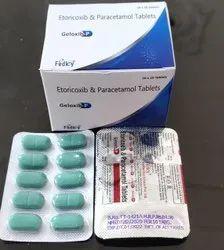 Etoricoxib 60mg Paracetamol 325mg Tablet
