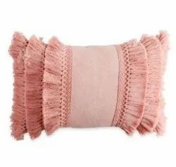 Pinkish Stylish Cushion Cover