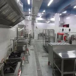 Ss Hotel Kitchen Equipment, For Industrial Canteen