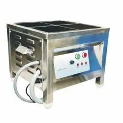 Pankti SS Electric Induction Cooktop