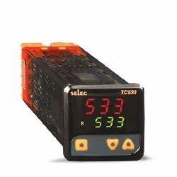 TC533 PID/On-Off Temperature Controller