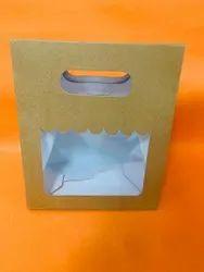 Window Paper Box
