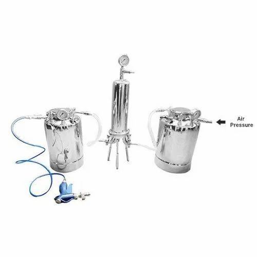 Solvent Re-filtration System