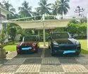 Tensile Car Parking Shed