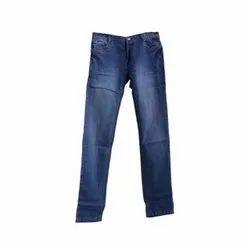 Denim Slim Fit Dark Blue Narrow Jeans