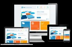 PHP/JavaScript Responsive Informative Website Design, With 24*7 Support
