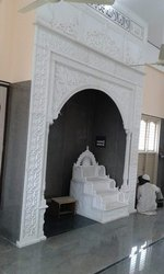 Masjid work