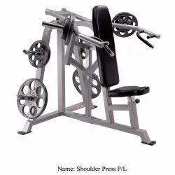 Griffin Rogue Shoulder Press Machine, For Gym, Size: 170x150x50 Inch