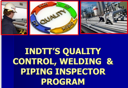 Quality Control Employer Based Certification QA/QC Piping & Welding