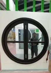 Modern Rotate Circular Window