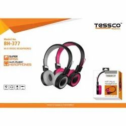 Tessco Wireless Bh-377 Hi Fi Music Headphones