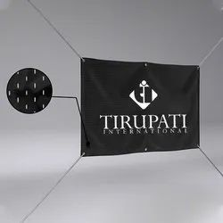 Promotional Printed Flex Banner, Thickness: 1 Mm, Size: 6x3 Inch