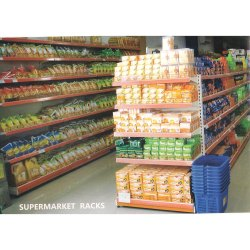 Supermarket Grocery Rack