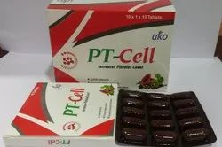carica papaya leaf extract tablet