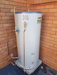Storage Capacity(Litre): 120 L Hot Water System, 5 Star, White