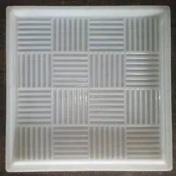 Chatai Silicone Plastic Tile Mould