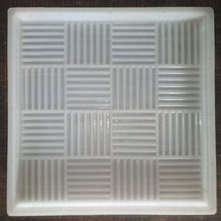 Chatai Silicone Plastic Tile Mould