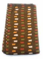 Cotton Ikkat Handloom Design Fabric, For Making Dresses