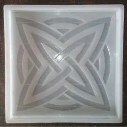 Silicone Plastic Star Tile Mould
