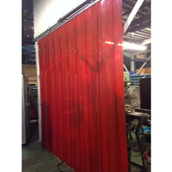 Welding PVC Strip Curtain