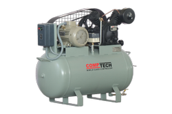 Electric 3 HP Reciprocating Air Compressor